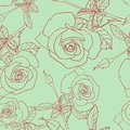 Free Decoration Element. Floral Style. Seamless. Stock Image - 26258671