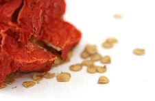 Free Red Hot Dried Pepper Royalty Free Stock Image - 26250676