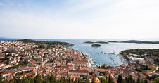 Free Croatia From Above Royalty Free Stock Images - 26253169