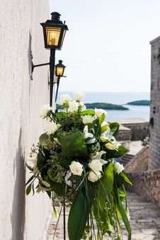 Free Flower Stand Stock Photography - 26253182
