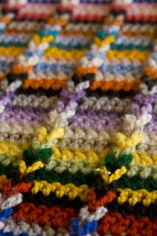 Free Crochet Detail Stock Image - 26253461