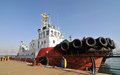 Free Tugboat Stock Images - 26265814