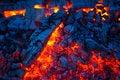 Free Burning Coals Royalty Free Stock Photos - 26268878