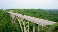 Free Cuban Bridge. Mantanzas. Royalty Free Stock Photography - 26261077