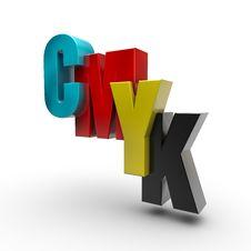 Free Cmyk Stock Photos - 26261743