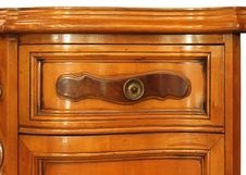 Free Wooden Cabinet Drawer Stock Image - 26264461