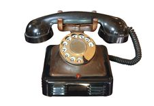 Free Vintage Telephone Royalty Free Stock Images - 26264469
