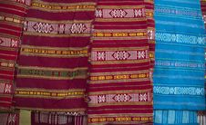 Hand-woven Clothing. Stock Image