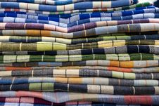 Hand-woven Clothing. Stock Photography
