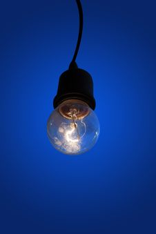 Free Old Light Bulb Stock Photography - 26265482