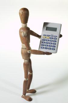 Free Calculator Stock Photo - 26265630