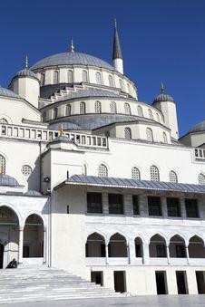 Free Kocatepe Mosque Royalty Free Stock Images - 26266219