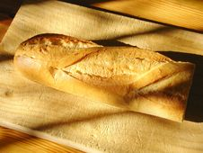 Free Baguette Royalty Free Stock Images - 26267439