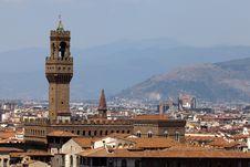 Free Palazzo Vecchio Royalty Free Stock Image - 26277746