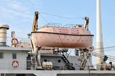 Free Lifeboat Stock Photos - 26280813