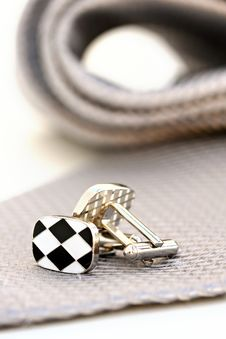 Free Cufflinks Stock Image - 26286131