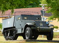 Free Military WWII Half Track Stock Photos - 26291023