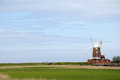 Free Cley Windmill, Norfolk Stock Photos - 26294953