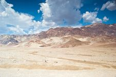 Free Death Valley Royalty Free Stock Photography - 26297077