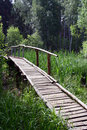 Free Woods Bridge Royalty Free Stock Images - 2630139
