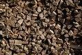 Free Chopped Wood Royalty Free Stock Photos - 2634338