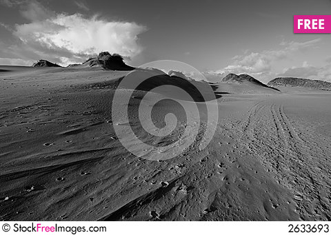 Free The Dune Stock Photos - 2633693