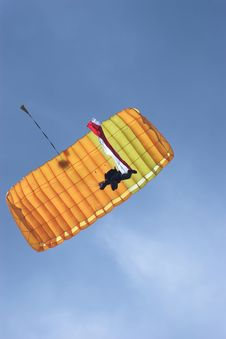 Free Skydiver Stock Photography - 2631292