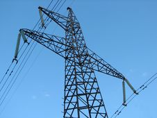 Free Powerline Tower Stock Images - 2631524