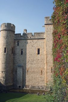 Free Tower Of London Royalty Free Stock Photo - 2631525