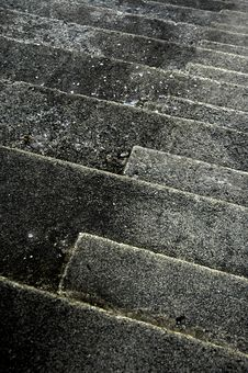 Free Concrete Stairs Stock Photo - 2631540