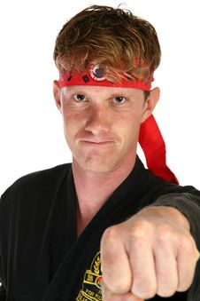 Free Martial Arts Royalty Free Stock Photography - 2632797