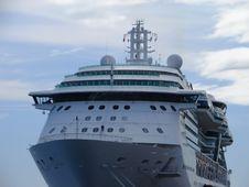 Free Ship Liner Transatlantic S4 Stock Photography - 2633182