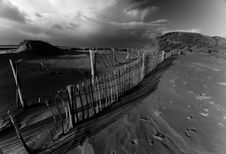 Free Dunes Of Devon Royalty Free Stock Photo - 2633835