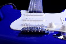 Free Closeup Guitar Royalty Free Stock Image - 2635726