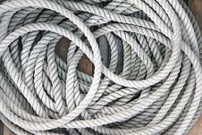 Free Sailing Rope Royalty Free Stock Image - 2636446
