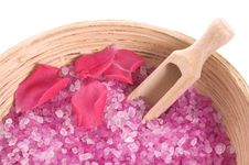 Free Rose Bath Items Royalty Free Stock Images - 2637239