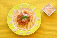 Free Pasta Stock Photo - 2637560