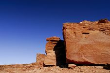 Free Wupatki Indian Pueblo Ruin Royalty Free Stock Photos - 2638168
