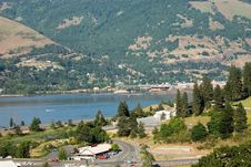 Free Columbia River Royalty Free Stock Photo - 2638785
