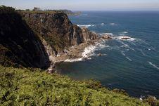 Free Spanish Coast Stock Image - 2639661