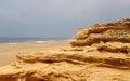 Free Nazare Rocks, Portugal Stock Photography - 26302412