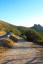 Free Mountain Road On Elba Island Royalty Free Stock Photos - 26307158