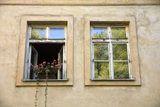 Free Two Windows Stock Image - 26302281