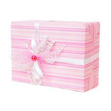 Free Gift Box Royalty Free Stock Image - 26302606