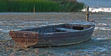 Draught On The Lake Balaton Royalty Free Stock Photos