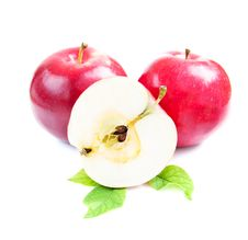 Free Red Apples Stock Images - 26306514