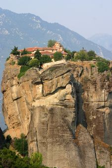 Free Meteora, Greece Royalty Free Stock Image - 26306616
