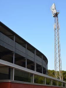 Free Stadium Light Mast Royalty Free Stock Images - 26306639