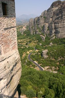 Free Meteora, Greece Royalty Free Stock Images - 26306649