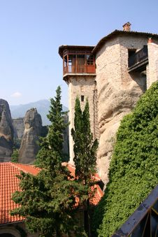 Free Meteora, Greece Stock Photography - 26306652